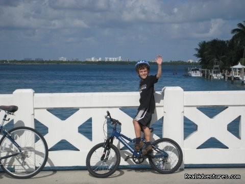- Guided Bike and Segway Tours, Bike and Roll Miami