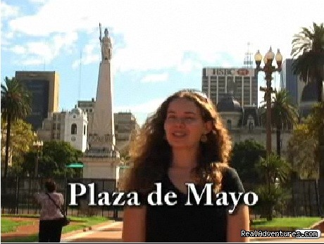 2 Minute Tour of Buenos Aires