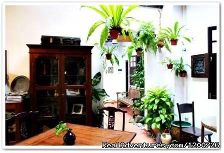 Cafe | Image #3/10 | Cyclamen Cottage, a heritage hotel in Melaka B & B