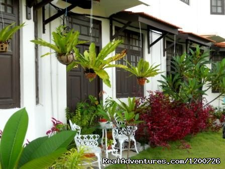 Image #3 of 12 - Cyclamen Cottage, a heritage hotel in Melaka B & B