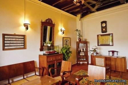 Lobby - Cyclamen Cottage, a heritage hotel in Melaka B & B