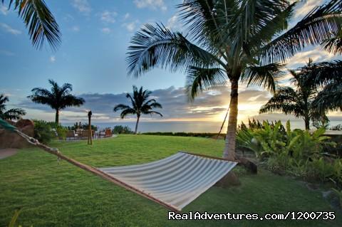 Hammock - ''Majestic Maui'' Resort Estate