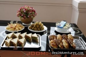 Daily buffet break fast - Golden Lake Hotel