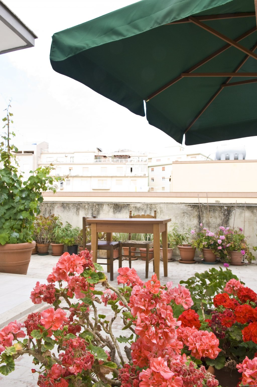 a very nice and big terrace  | Image #2/10 | Apartment with Terace in Trapani
