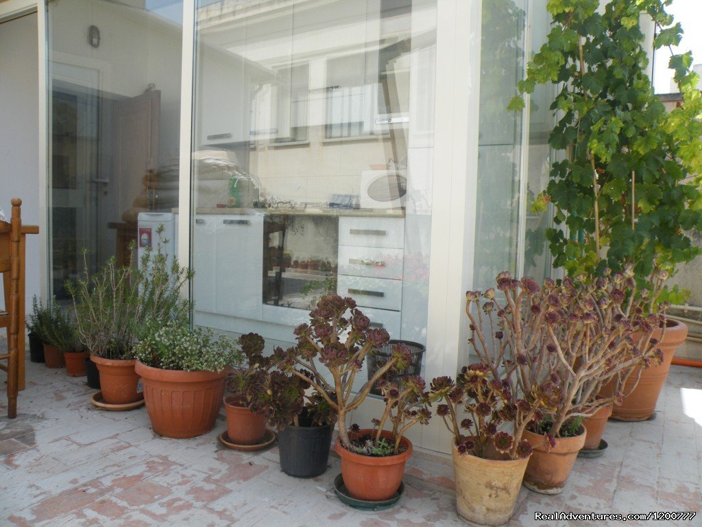 kitchen | Image #7/10 | Apartment with Terace in Trapani