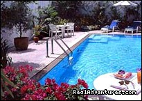 Kusadasi Sezgin Hotel & Guesthouse: Swimming Pool