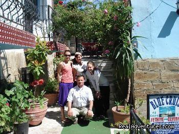garden (#5 of 7) - Kusadasi Sezgin Hotel & Guesthouse