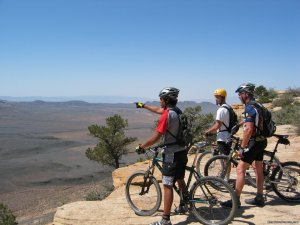 Mountain Biking Zion National Park Zion National Park, Utah Bike Tours