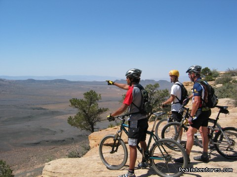 Mountain Biking Zion National Park: Spectacular Views of Zion National Park Region