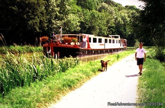 Relaxing Dream Cruise (#1 of 8) - Dream Cruise on the French Burgundy canal