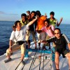 Maldives Trips (Fishing , Surfing ,Scuba Diving) Nakamura san trip with Dolphin  May 2012