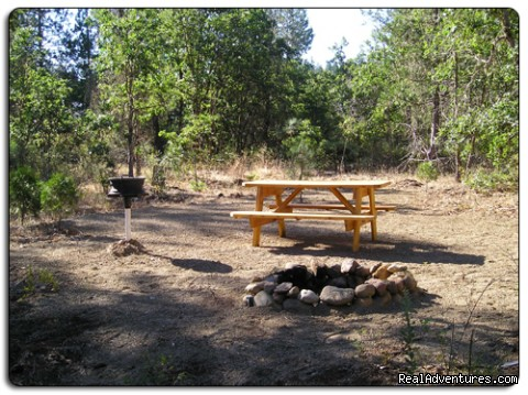 Very nice campsites - Lone Mountain RV Resort and Campground