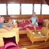 Eagle Ray Liveaboard Saloon