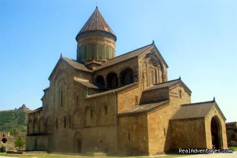 Armenia, Azerbaijan, Georgia