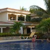 Tropical garden pool side condominium