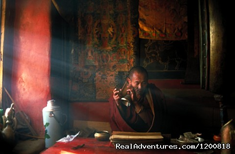 Classic Tibet Gande to samye monastry trek -14 day: