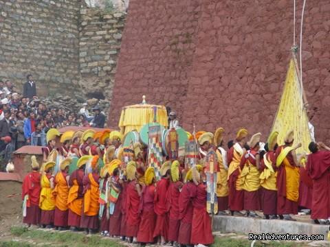 Image #6 of 10 - Classic Tibet Gande to samye monastry trek -14 day