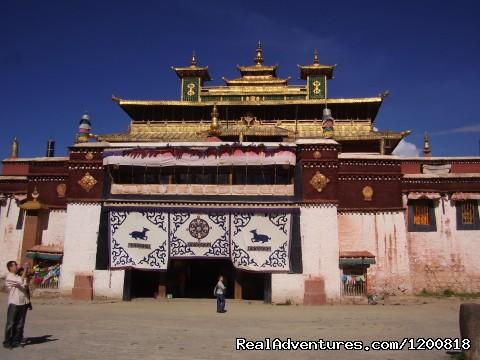 - Classic Tibet Gande to samye monastry trek -14 day
