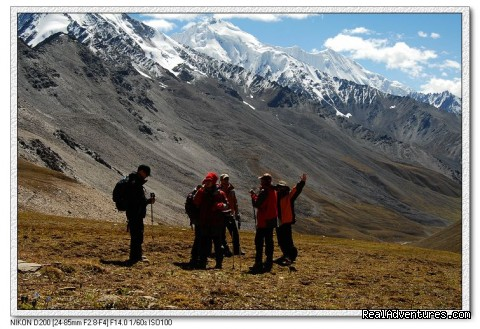 - Trekking Minya Gongga - King of Sichuan Mount tour