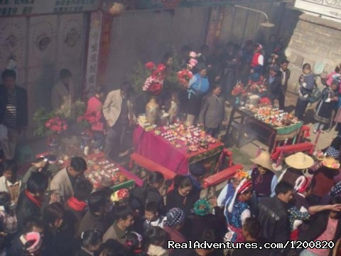 - Ethnic Minority experience of Yunnan tour 8 days