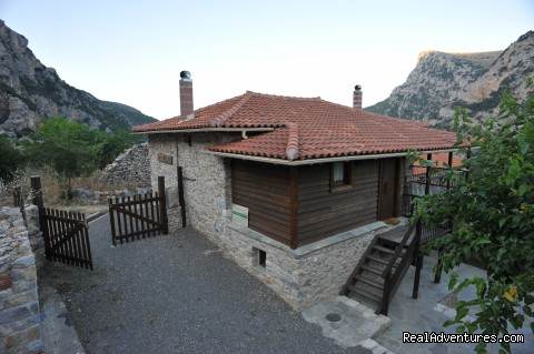 Sparta traditional chalet
