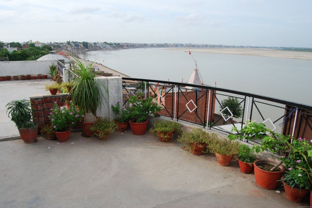 Roof top | Image #2/6 | Rahul guest house & hotels