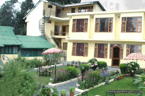 Sagrika Resort Dalhousie HP India