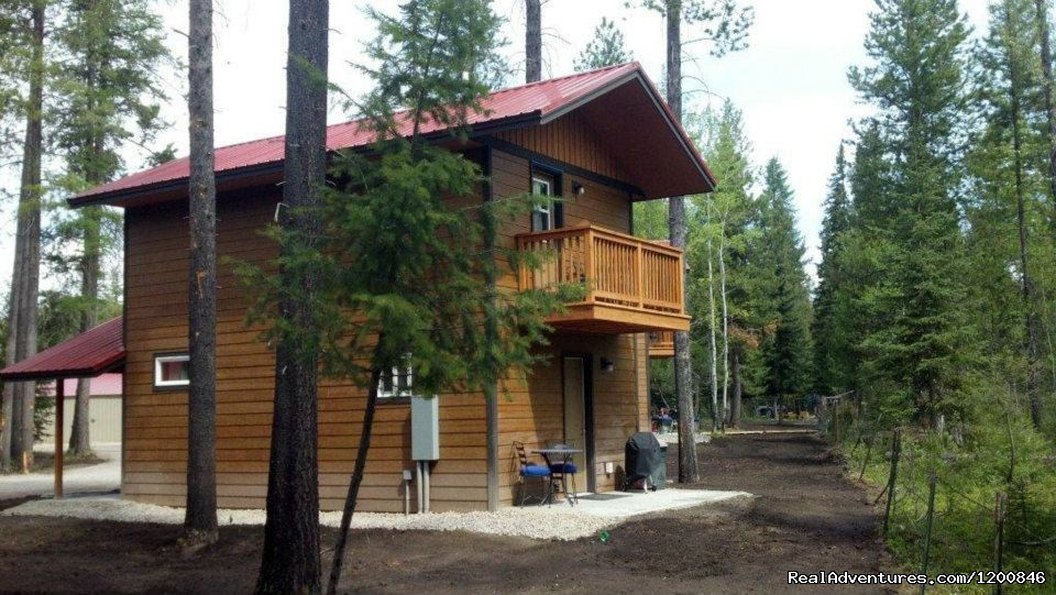 Lofted Cabins