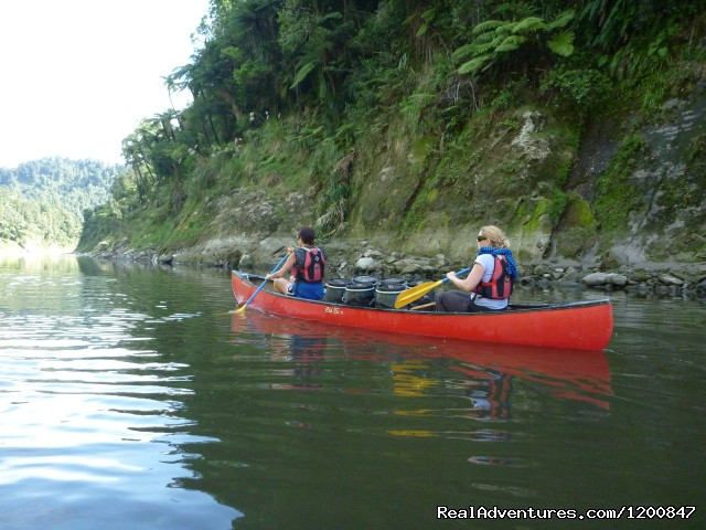 Magnificant Whanganui River (#2 of 8) - Canoe Hire And Jet Boat Tours Taumarunui
