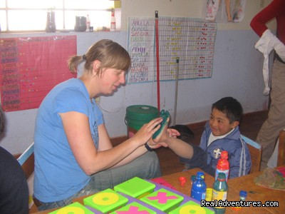 Volunteering in Cusco - Peru