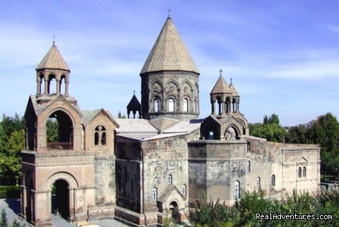 Armenia, Georgia, Azerbaijan Armenia