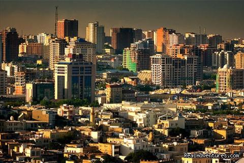 Azerbaijan, Georgia, Armenia Baku, Azerbaijan