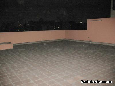 Roof Terrace | Image #3/3 | Shared Flats Apartments rentals Miraflores Rooms
