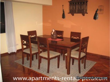 Shared Flats Apartments rentals Miraflores Rooms