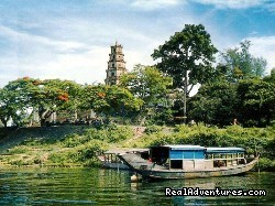 Thein Mu Pagoda - Hue City Tour, Hoi An, My Son Holly Land Trip,