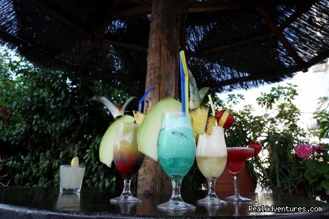 alterego cocktails - fantastic family holidays at Hotel Yianna Agistri