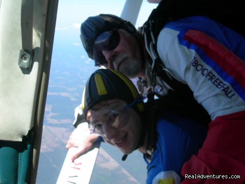 Skydiving in Louisiana with Skydive Nawlins