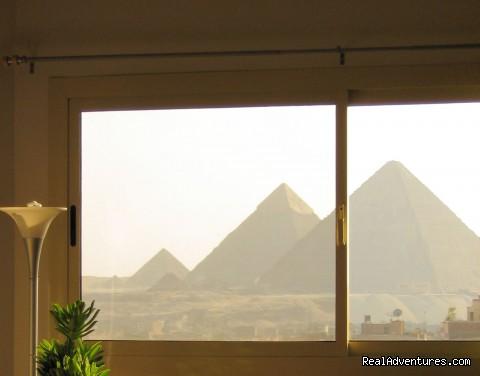 Pyramids Vista, Cairo-Giza: