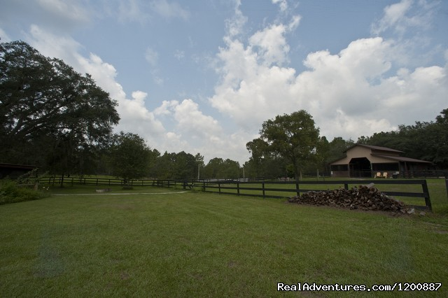 Located in the middle of the forest (#12 of 14) - Romantic Horseback Riding Getaways