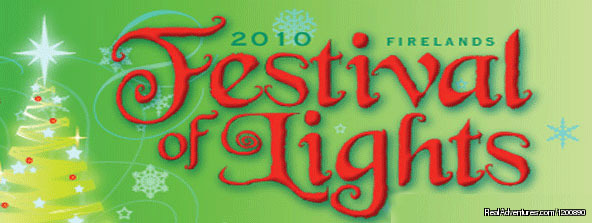 Festival of Lights - Summer Winery, Romance and Family Vacation Getaway