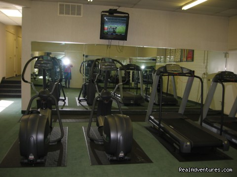 Exercise Room (#11 of 26) - Summer Winery, Romance and Family Vacation Getaway