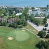 Golf Course and Marina on Lake Erie