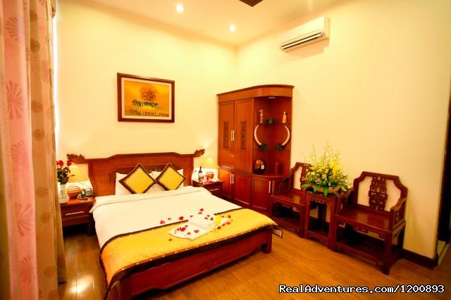 - Hanoi Amazing hotel