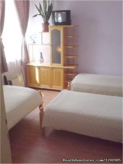 English guest house triple room | Image #2/4 | The English guest house, Ruse, Bulgaria.