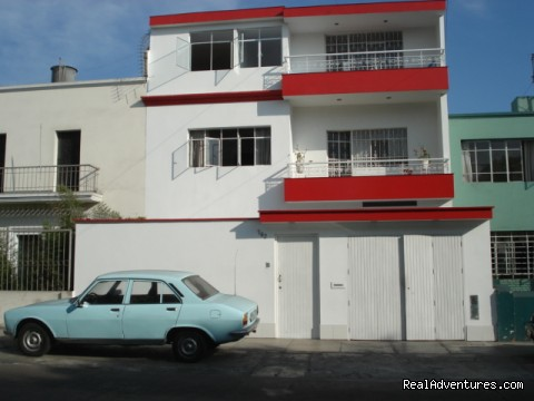 Rooms  For Rent  In Miraflores