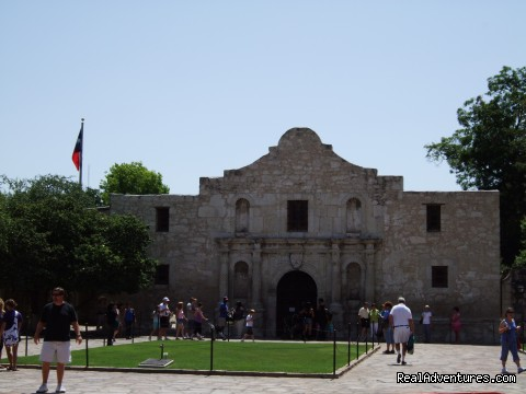 San Antonio Historical Walking Tours