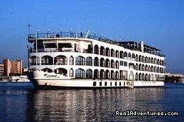cruise ship (#3 of 3) - Beauty of Egypt Tours (Nile cruises)
