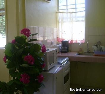 - TiPawadi Guest House in the Nature Isle, Dominica
