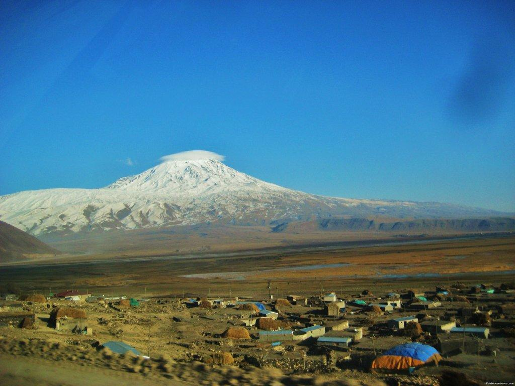 Ararat From Long Distance | Image #5/16 | Trekking Ararat,Ararat Expedition,Ararat Ski tours