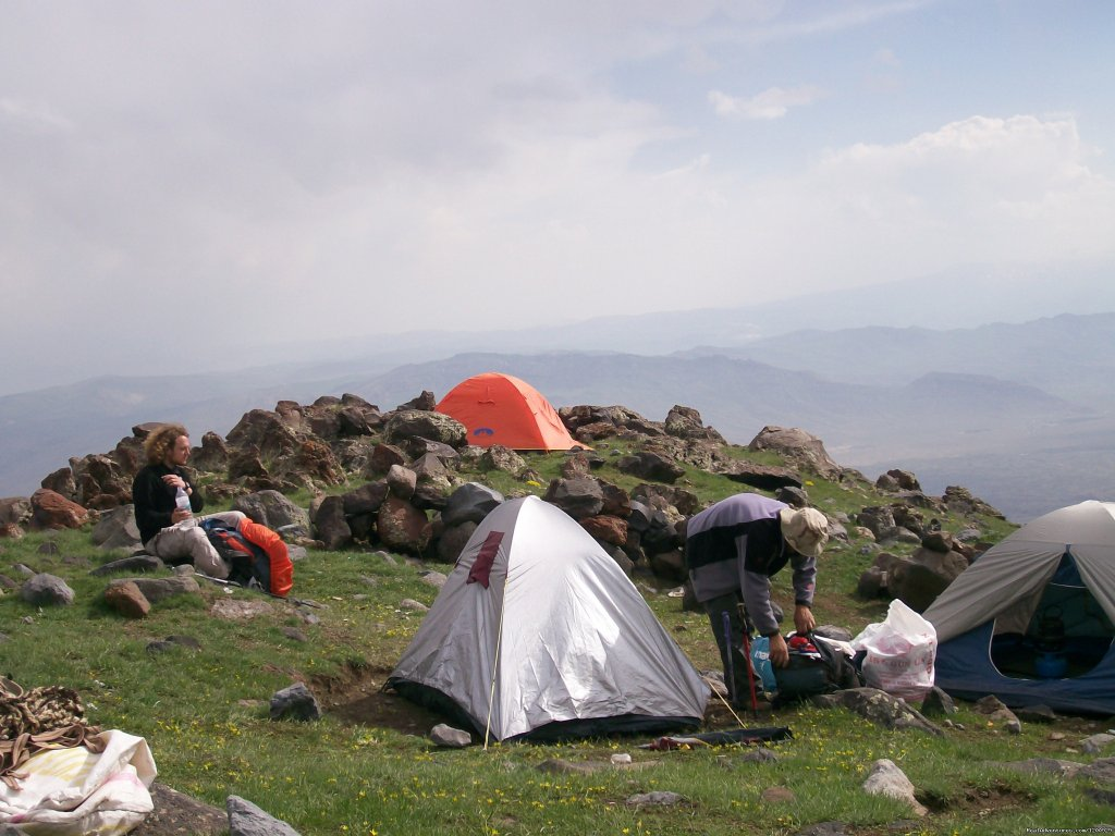 Camp 1 | Image #15/16 | Trekking Ararat,Ararat Expedition,Ararat Ski tours
